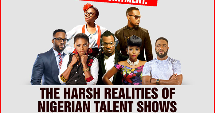 From our archives: How Nigerian Talent Shows Continue To Fail Contestants