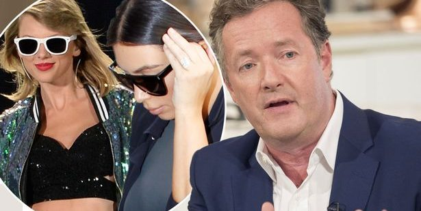 MUST READ: Piers Morgan writes on Taylor Swift's new romance… shades the heck out of Kim Kardashian