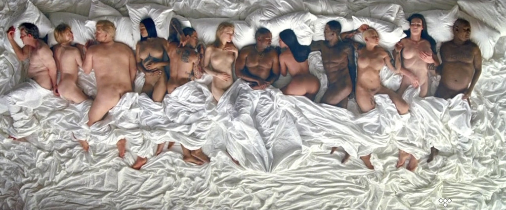 Is this really art? Mixed reactions trail Kanye West's new controversial video 'Famous'