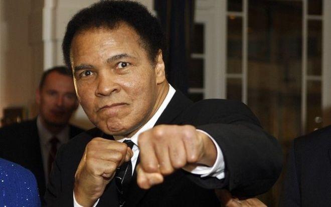 Celebrities mourn Muhammad Ali's demise