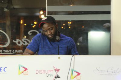 World Record: Here's the last song DJ Obi played!