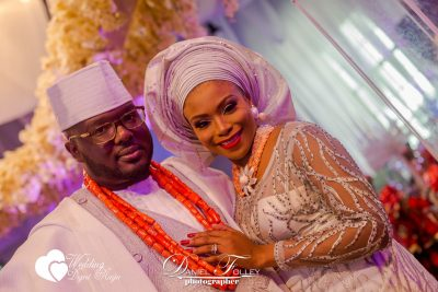 15 weddings from 2015 that show Nigerian weddings are the best in the world