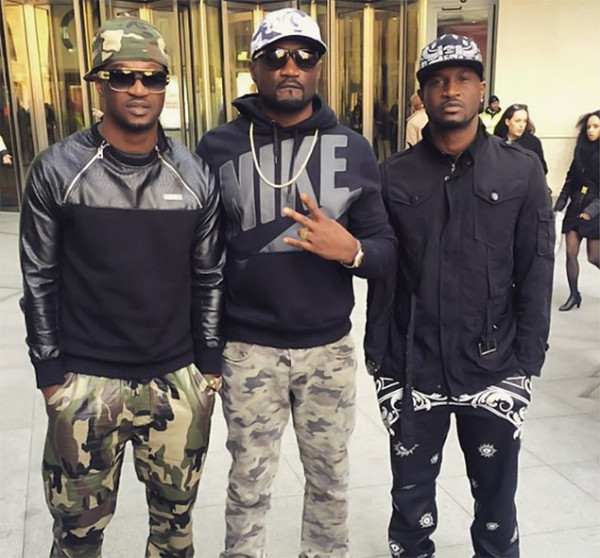 From Our Archives: Psquare Should Have Broken Up Before 2014- Peter Okoye