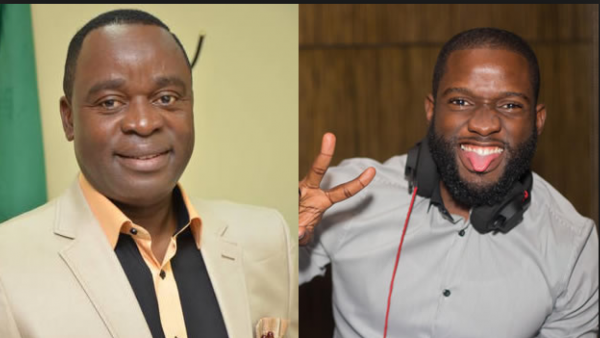 Did you know Dj Obi is the son of late broadcaster, Levi Ajuonuma?