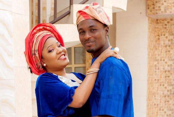 'In the end we are both at fault' - Toyin Aimakhu addresses split with Adeniyi Johnson