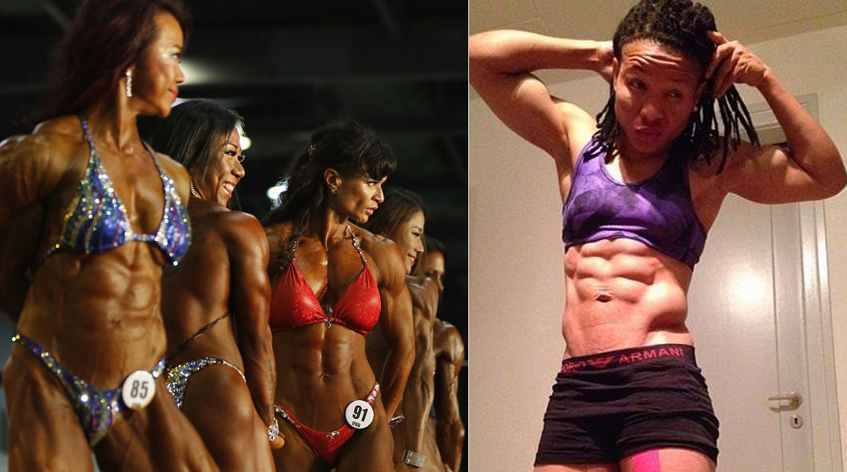Where's Chichi Igbo? These women with extra biceps just gave her a run for her money