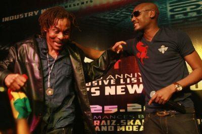 5 reasons Majek Fashek and 2face Idibia's 'No More Sorrow' is a big win for Nigerian music