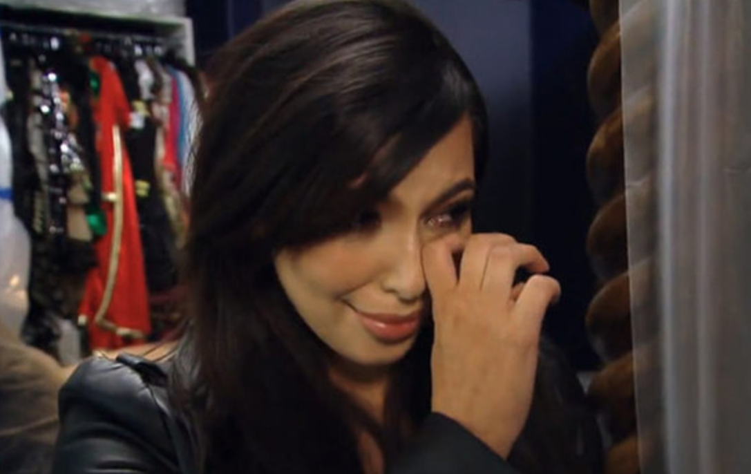12 times Kim Kardashian's crying face has been the ugliest sight ever