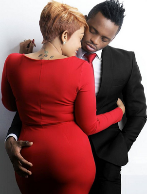 Diamond Platnumz Doesn't Think He'll Live To See March Because Of Zari