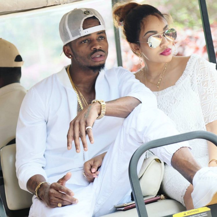 Like A True Player: Diamond Platnumz Celebrates Girlfriend Zari's Birthday Amidst His Cheating Scandal