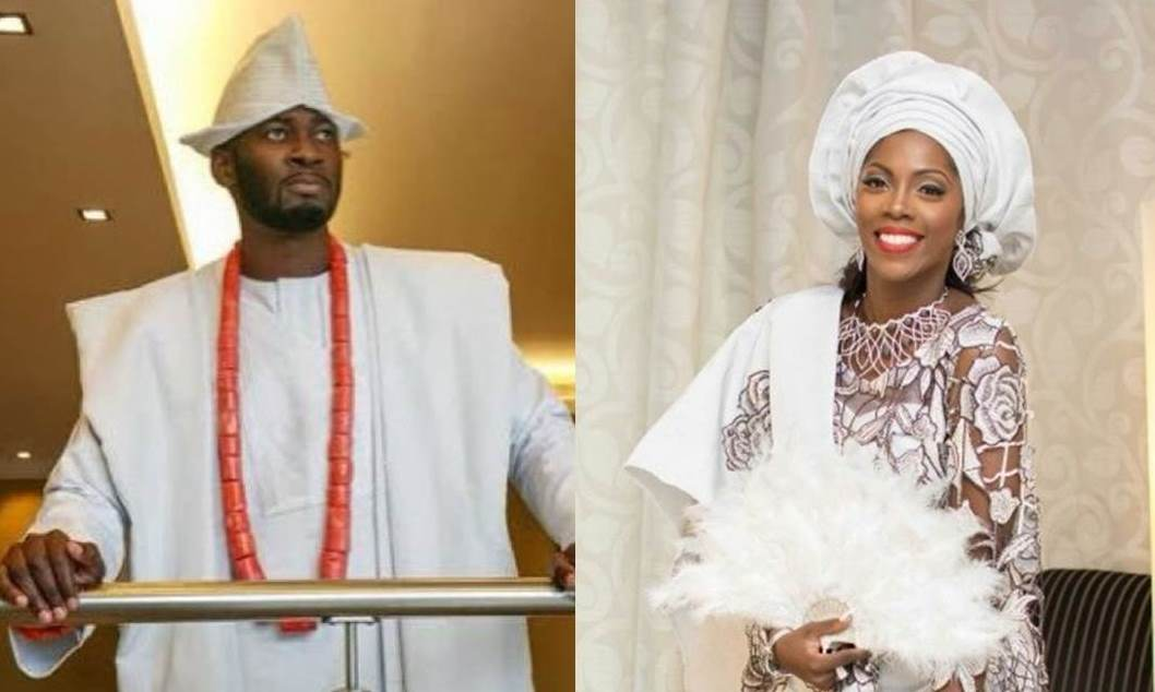 Seyi Law prays for Tiwa Savage and Tee Billz