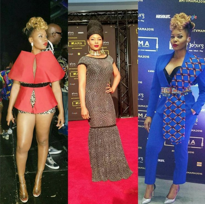See Yemi Alades Hairstyle To Mama 2016 That Has Got