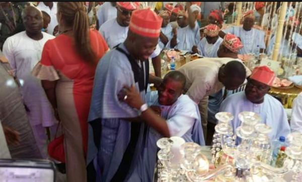 How fuji stars, K1 and Sefiu Alao ended their 2-year fight in Abeokuta
