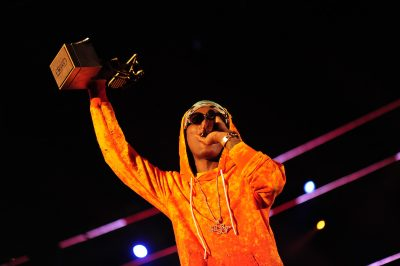 3 Awards in one night: Wizkid wins 'Artiste of the Year' at AFRIMA