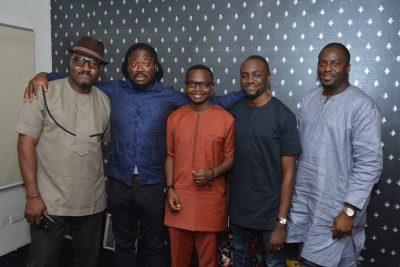 #TheNETngat7 FIRST PHOTOS: Daddy Showkey, Teju Babyface, Toni Kan and more are here!