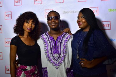Chidinma, Niyola, Jaywon, Illbliss and Steve Babaeko also partied with #TheNetNgAt7