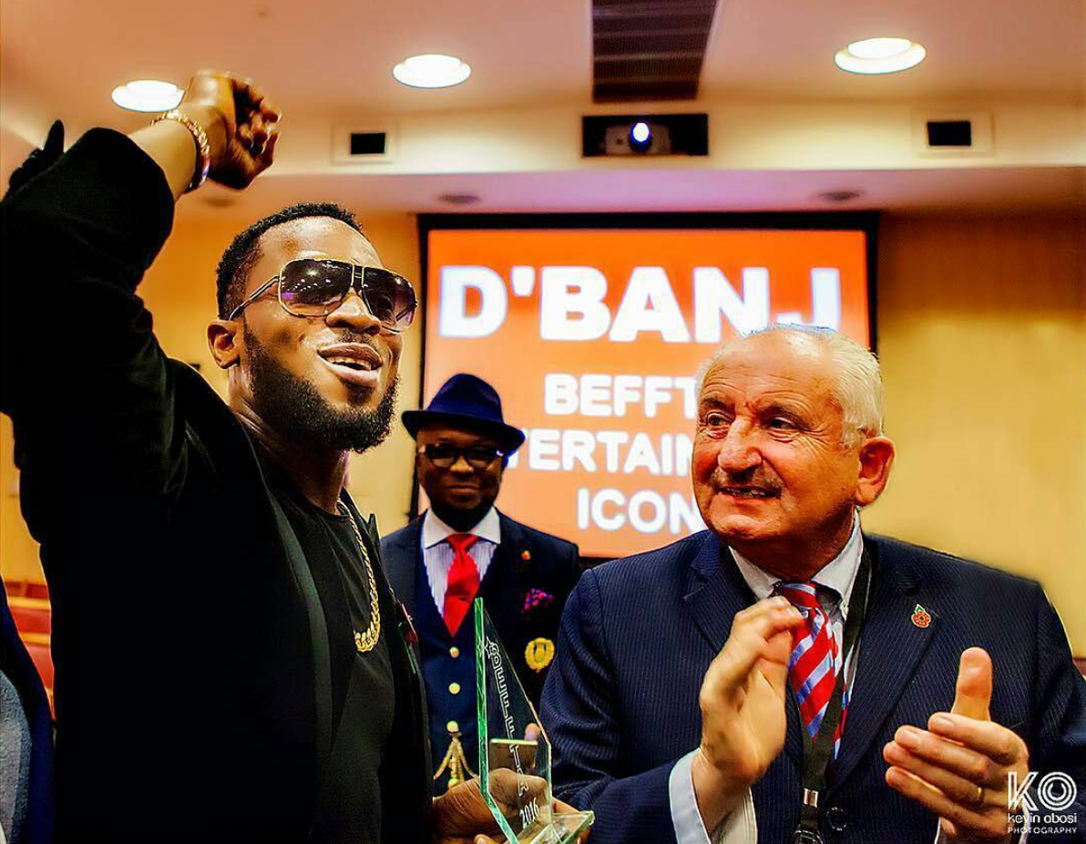 #NETInspire: 5 Reasons why you should be inspired by D'Banj