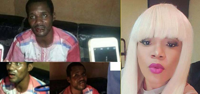 Toyin Aimakhu's ex, Seun Egbegbe tries to steal N3m worth of iPhones