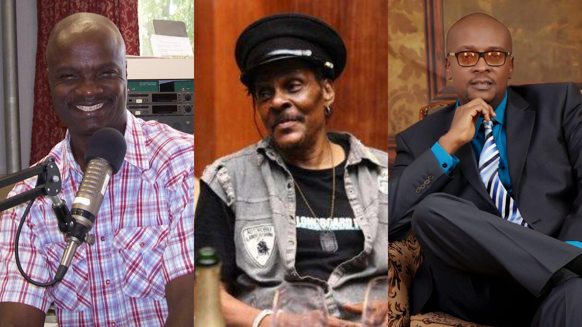 Majek Fashek accuses former friends Charles Novia and Azuka Jebose of defrauding him