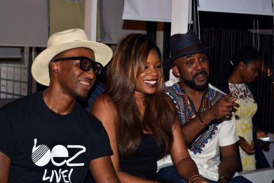 Tekno, Banky W, M.I Abaga, Bez and more attend Niyola's 'Yours Truly' concert