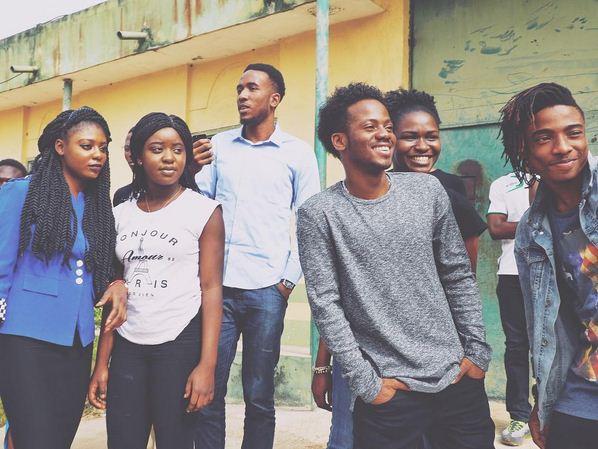 Korede Bello shares festive cheer at Abeokuta juvenile prison