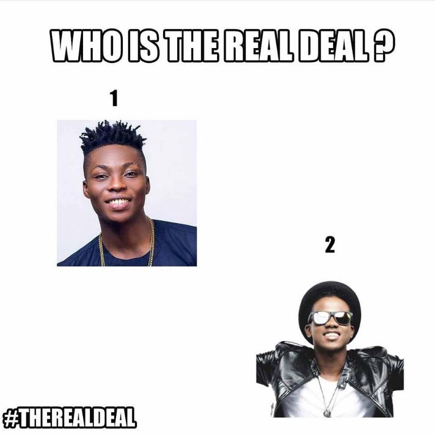 Reekado Banks vs. Korede Bello: Are you a Reekaddict or Bellover?