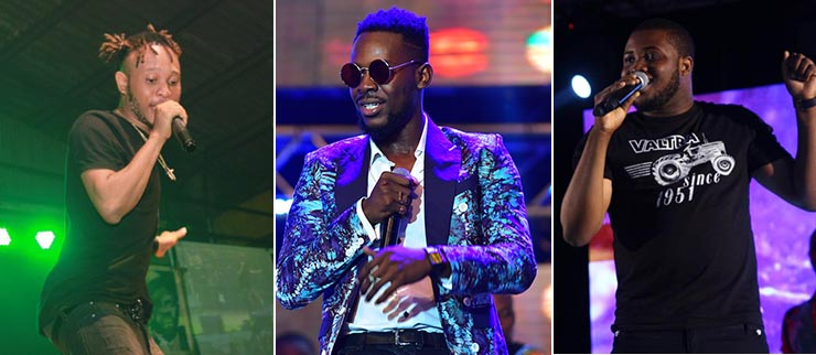 NET Exclusive: Adekunle Gold, Viktoh and Chinko Ekun to leave YBNL