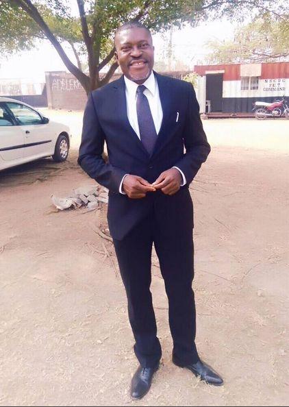 54-year-old Kanayo O. Kanayo is back in school to study Law