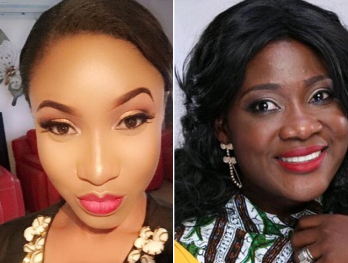 Tonto Dikeh and Mercy Johnson finally bury the hatchet with heartfelt messages