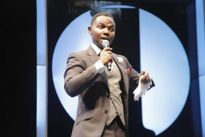'It was always a struggle to be a comedian' - Teju Babyface