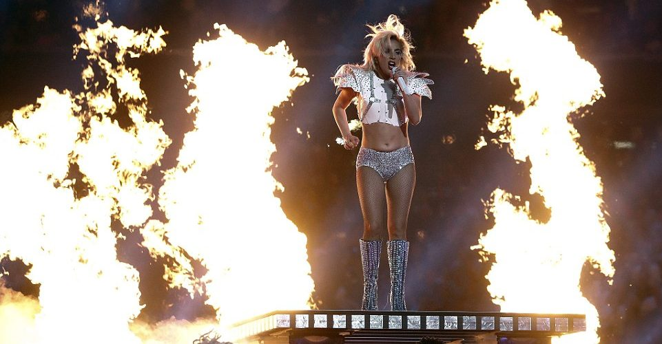 We've been played! Lady Gaga's epic Super Bowl rooftop jump was actually pre-recorded