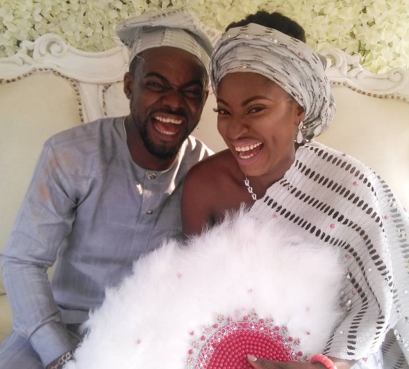 """We're Not Husband And Wife Anymore""-  Yvonne Jegede Confirms Marital Split"