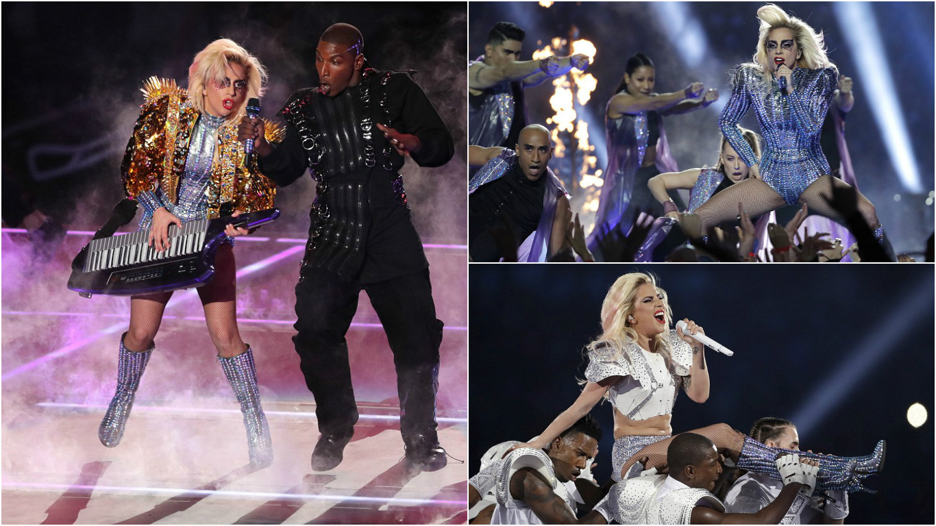 Beyoncé what? Lady Gaga nailed her Super Bowl performance and we can't get enough