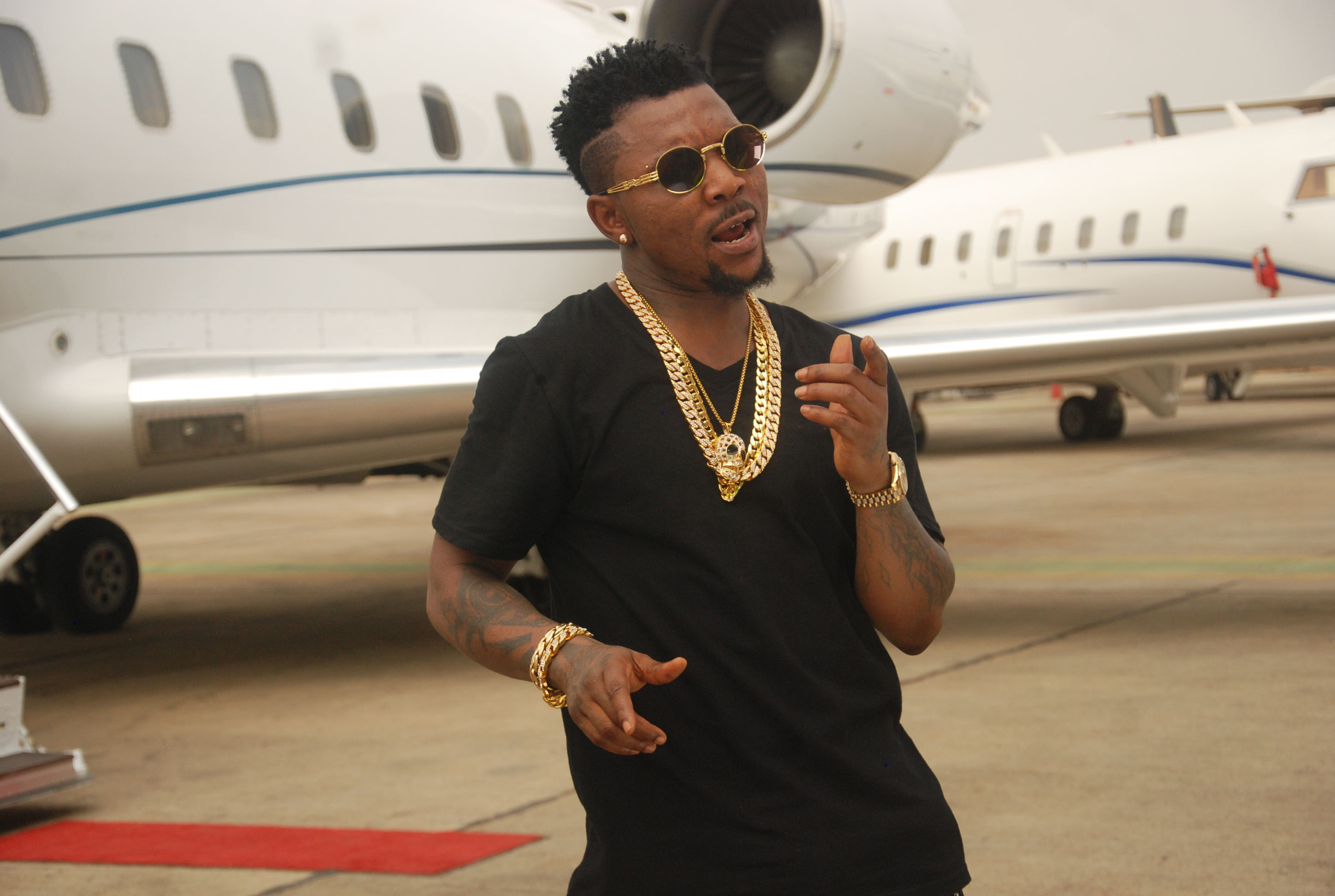 Where Are They Now? Oritse Femi