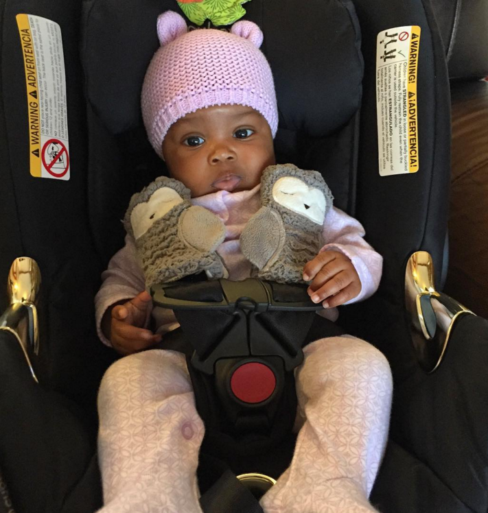 Wale threw his daughter Zyla a proper Naija party- with plenty of money spraying