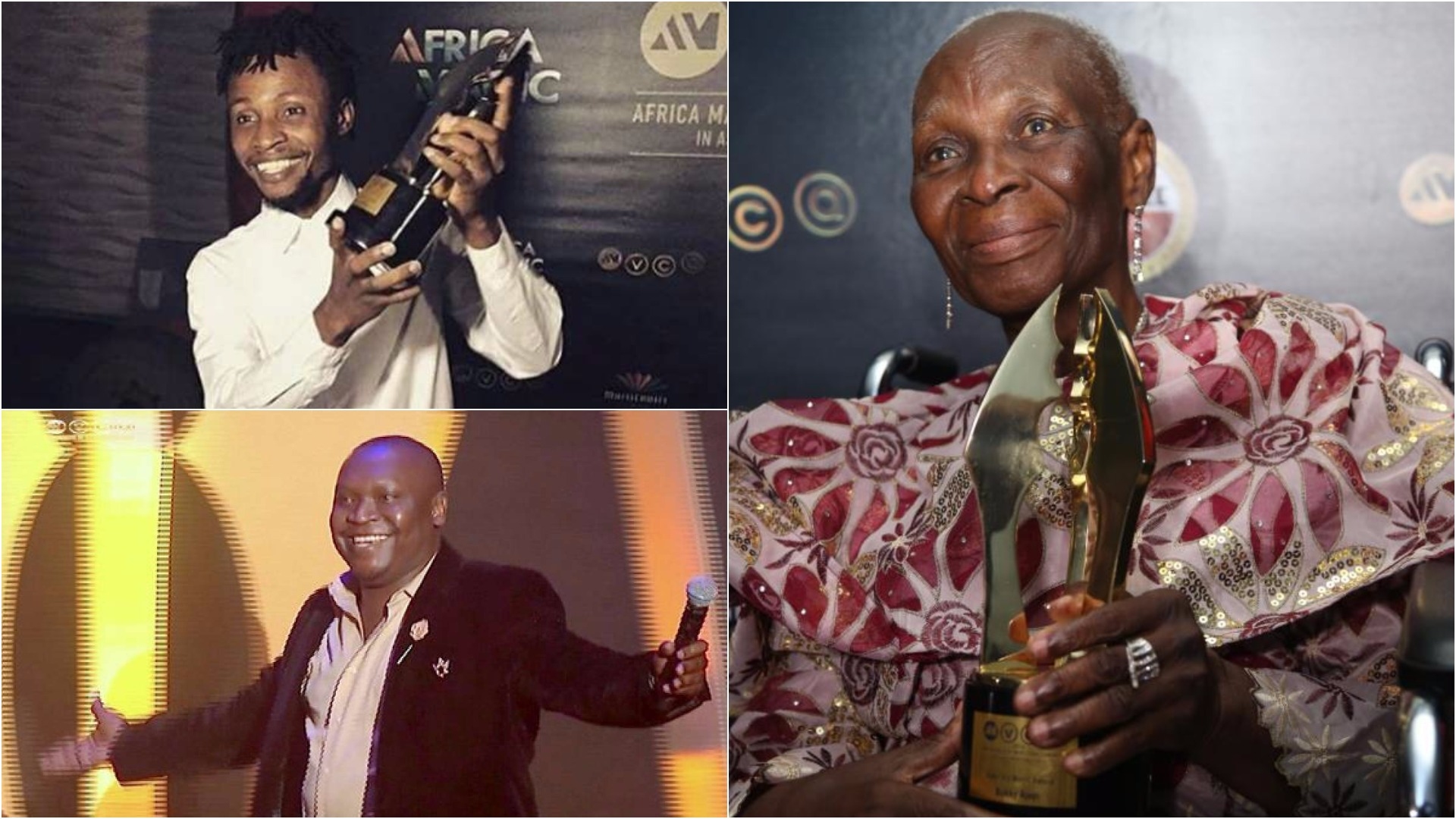 AMVCA 2017: Bukky Ajayi's speech, Kemi Lala's tears and other moments from the 2016 awards