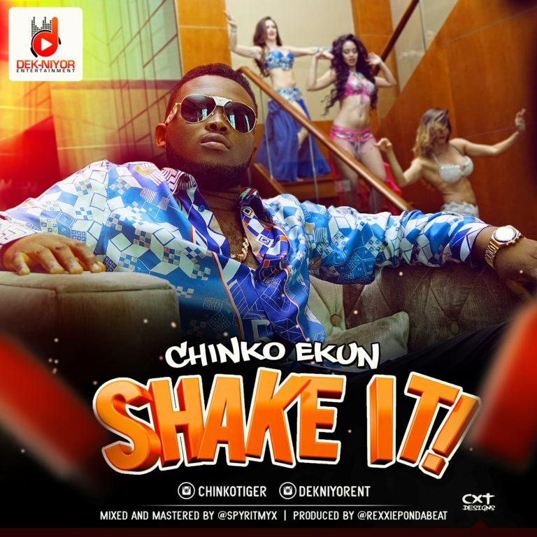 MUSIC: Chinko Ekun - 'Shake It'
