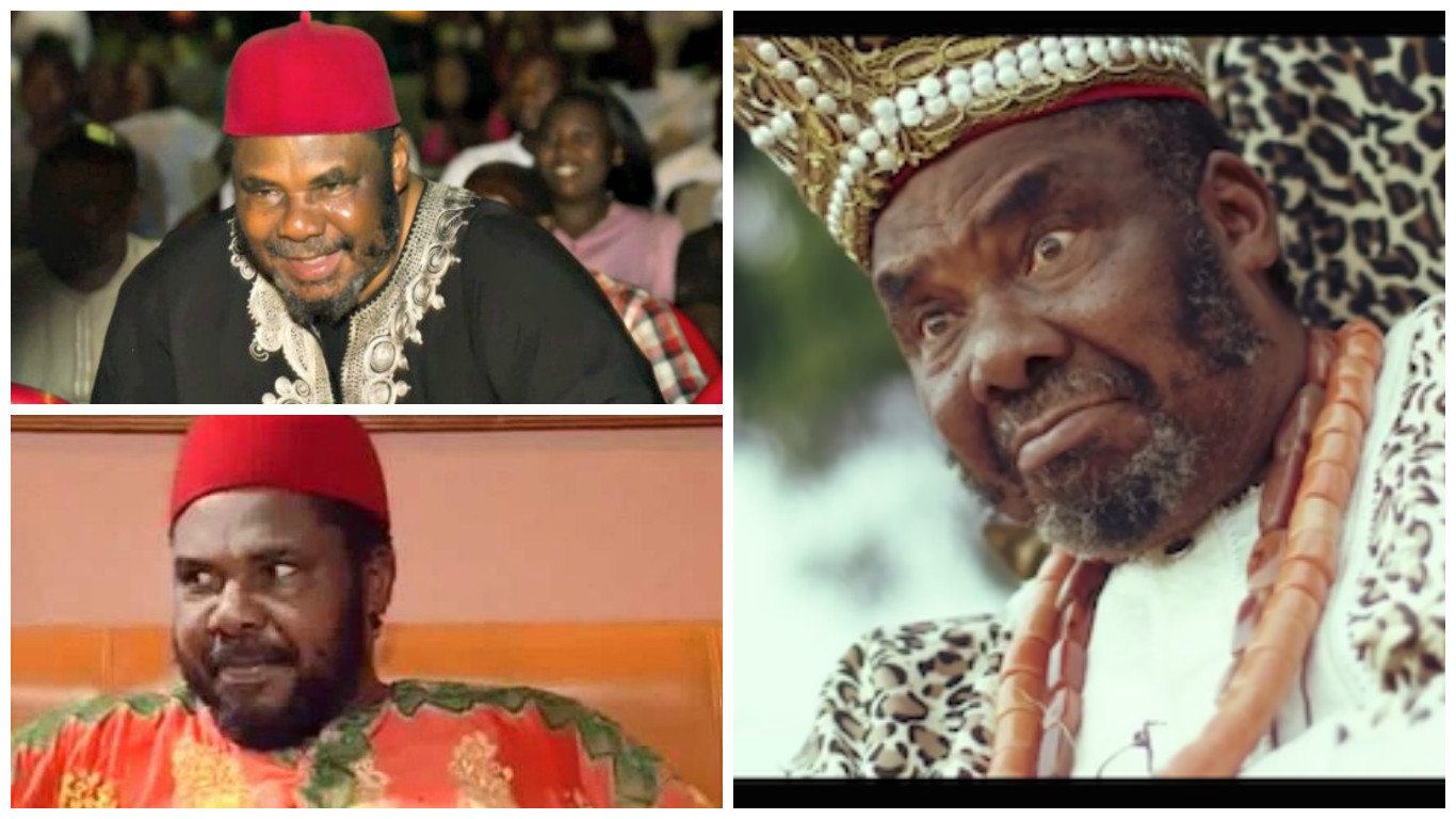 Revered Nollywood actor, Pete Edochie turns 70 today