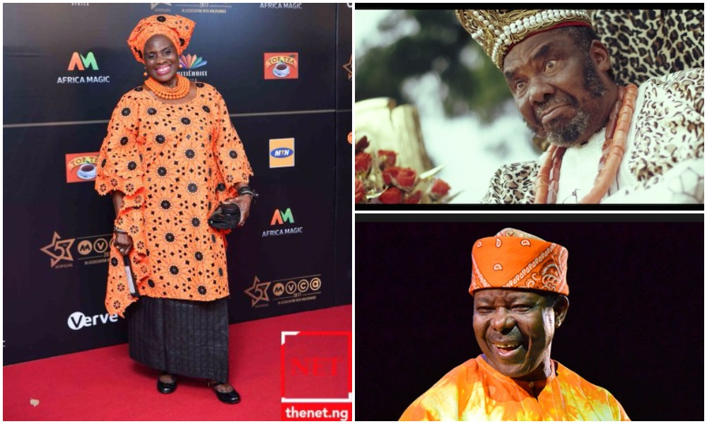 Pete Edochie, Sunny Ade and 5 Nigerian entertainers who are in their 70s