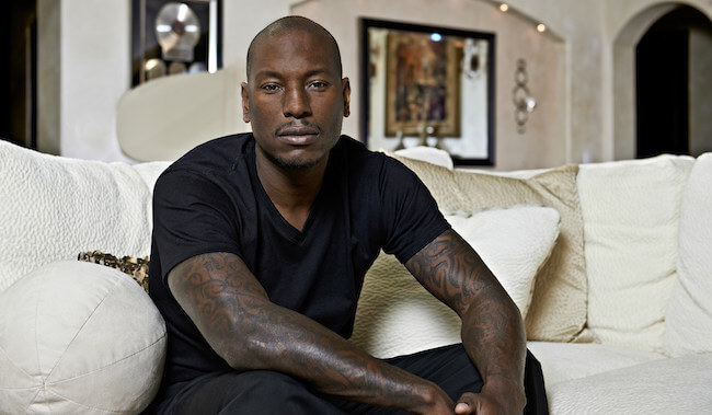 Tyrese Gibson Hospitalized After Court Appearance With His Ex-Wife