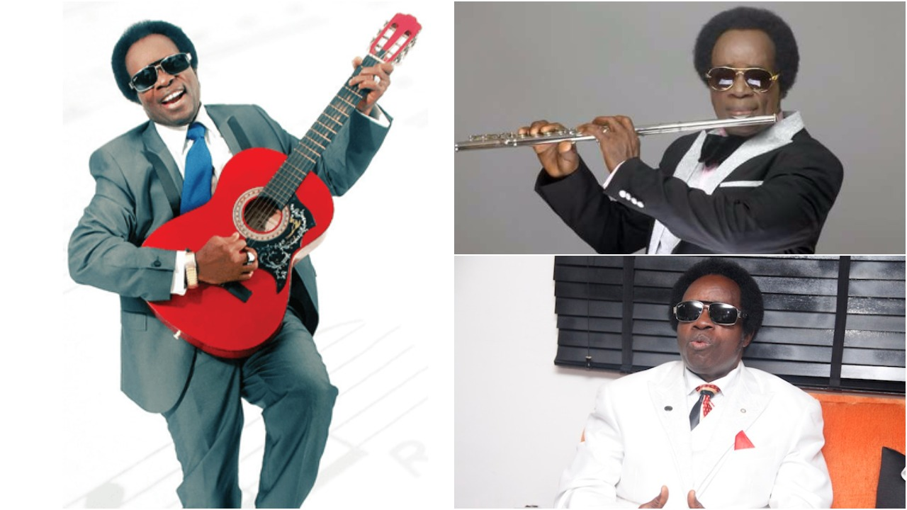 Celebrating the legendary musician Victor Uwaifo as he turns 76 today