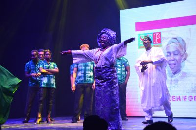#LagosAt50 Celebrations Kick off with Iconic 3 Wise Men and Wakaa the Musical