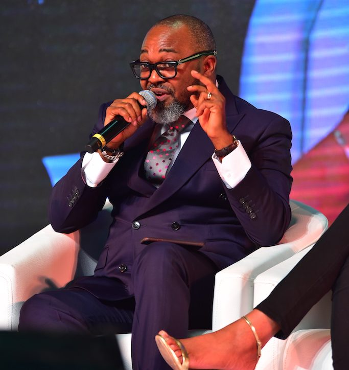 """Replacing Hollywood with Nollywood"" A Presentation By Multichoice CEO, John Ugbe At NEC Live 5"