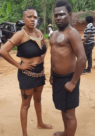 Toyin Aimakhu, Kunle Afod join cast of upcoming Nollywood adventure, 'Mentally'