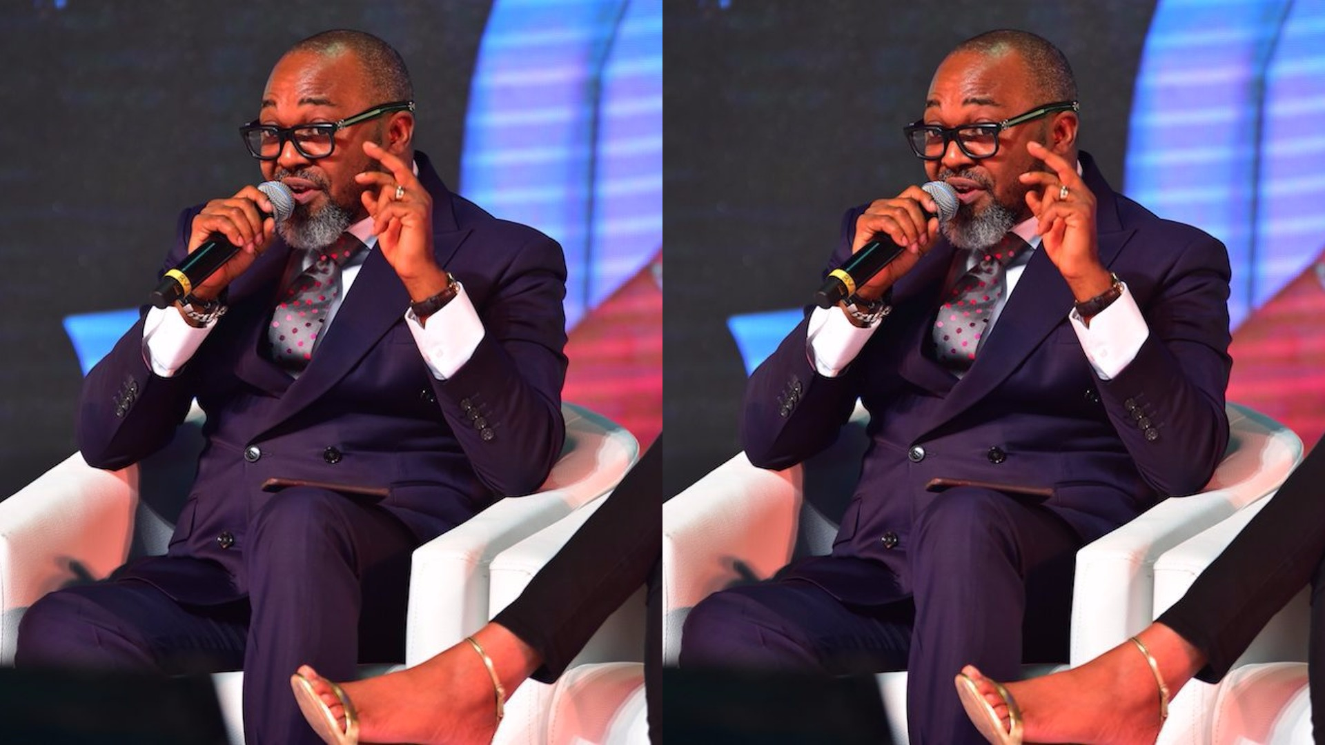 Replacing Hollywood with Nollywood - Multichoice CEO, John Ugbe at NECLive5