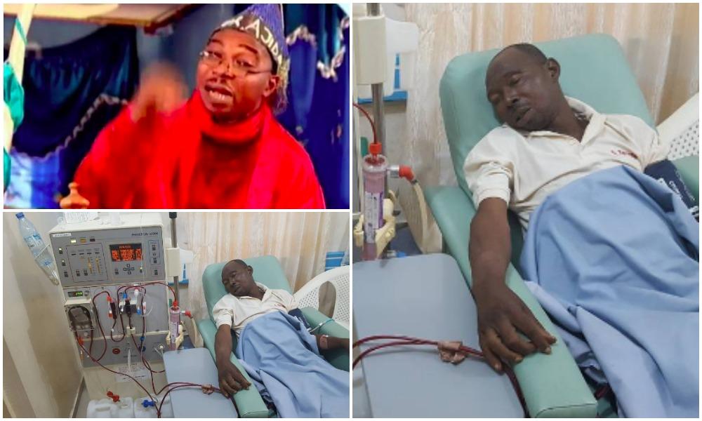 Nollywood actor, Adeshina Adesanya dies from kidney failure