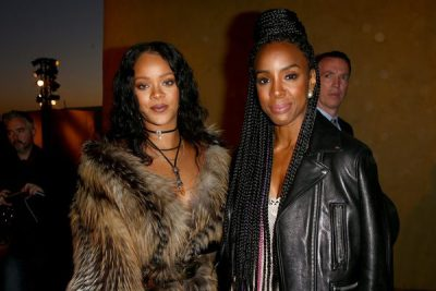How Rihanna, Kelly Rowland, Charlize Theron, Jhene Aiko and more stars turned up at the Dior Cruise Show