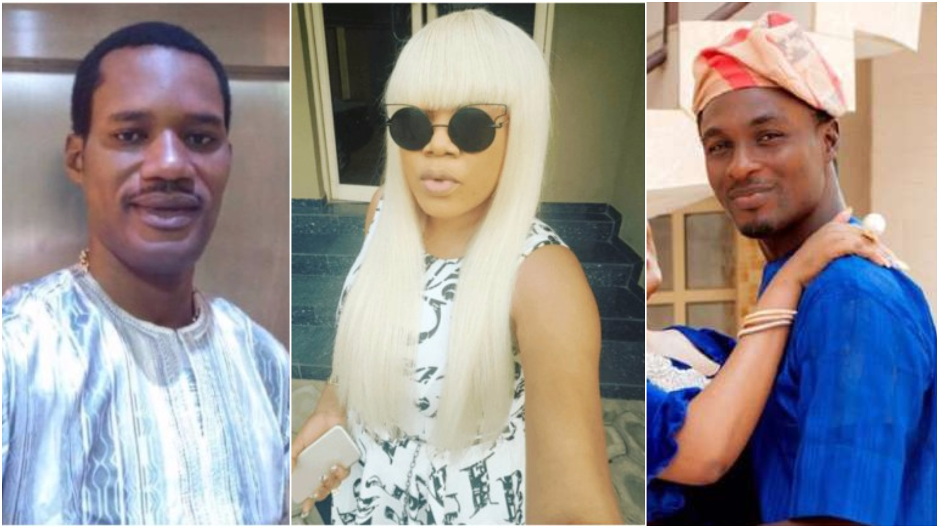 Toyin Aimakhu, love is NOT about luck but having sense and opening one's eyes