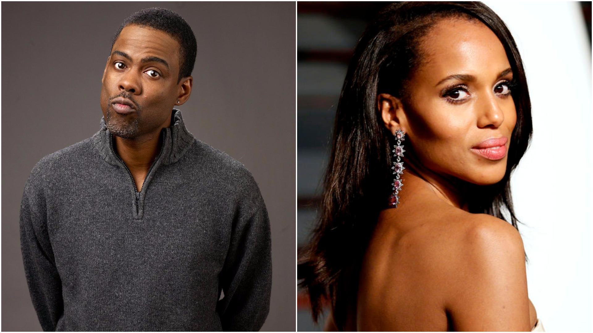 Chris Rock accused of cheating on ex-wife with 'Scandal ...