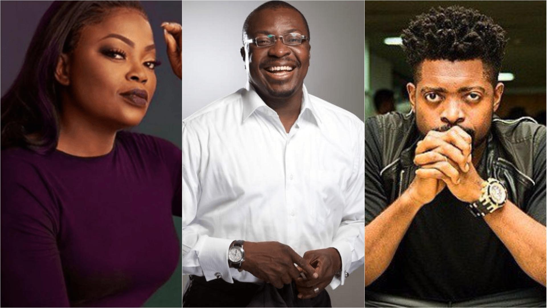 Basketmouth, Ali Baba, Funke Akindele, Gbenga Adeyinka, 46 others to perform at Lagos Laughs comedy show